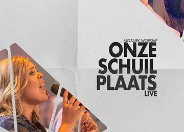 Mozaiek Worship - Onze Schuilplaats Is God